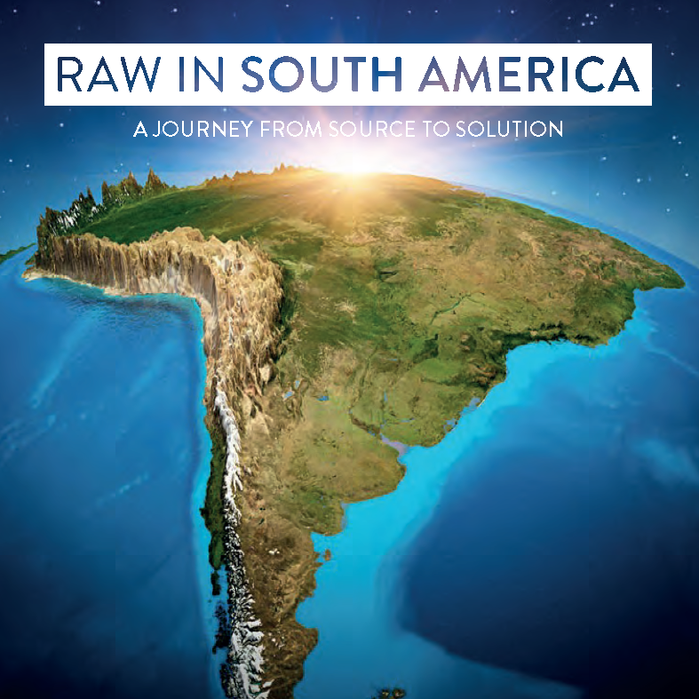 Raw in South America - Opportunity 2018